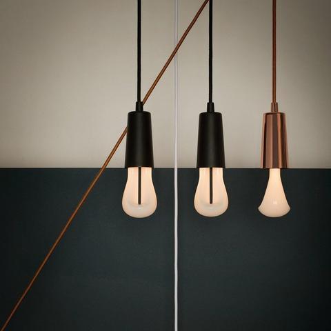 3 lightbulbs by Plumen