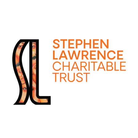 logo for the Stephen Lawrence Charitable Trust