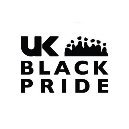 logo for UK Black Pride
